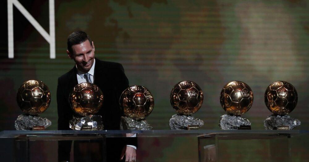 """Легенди футболу: шестиразовий володар """"Золотого м'яча"""" Ліонель Мессі"""