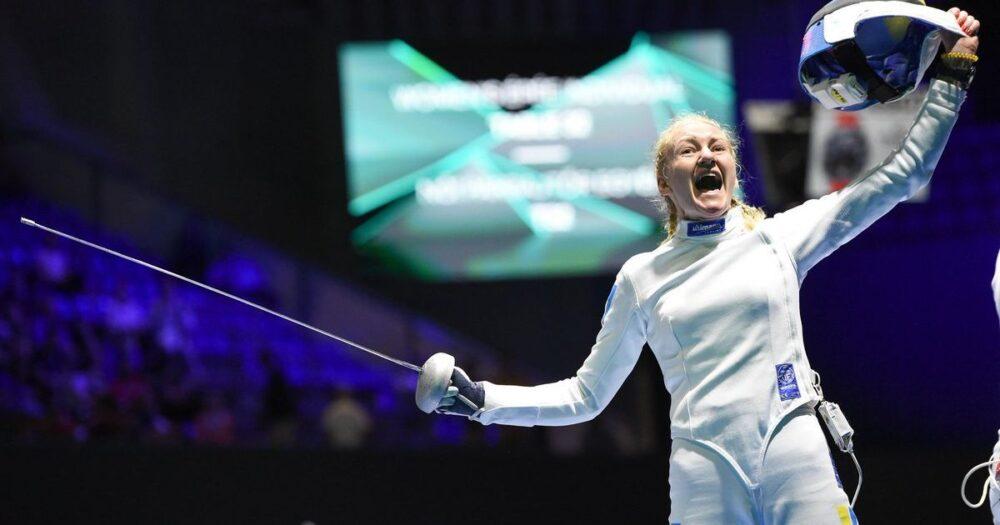 Тернополянка здобула олімпійську ліцензію на турнірі з фехтування у Мадриді