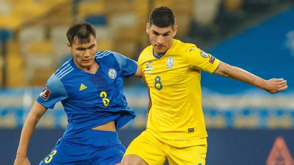 Збірна України вдома не змогла обіграти Казахстан (ВІДЕО)