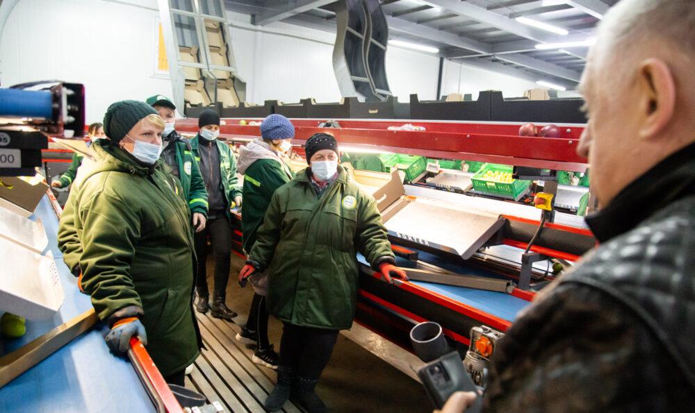 На Тернопільщині розширюють потужності заводу з виробництва пюре, джемів, соків та дитячого харчування