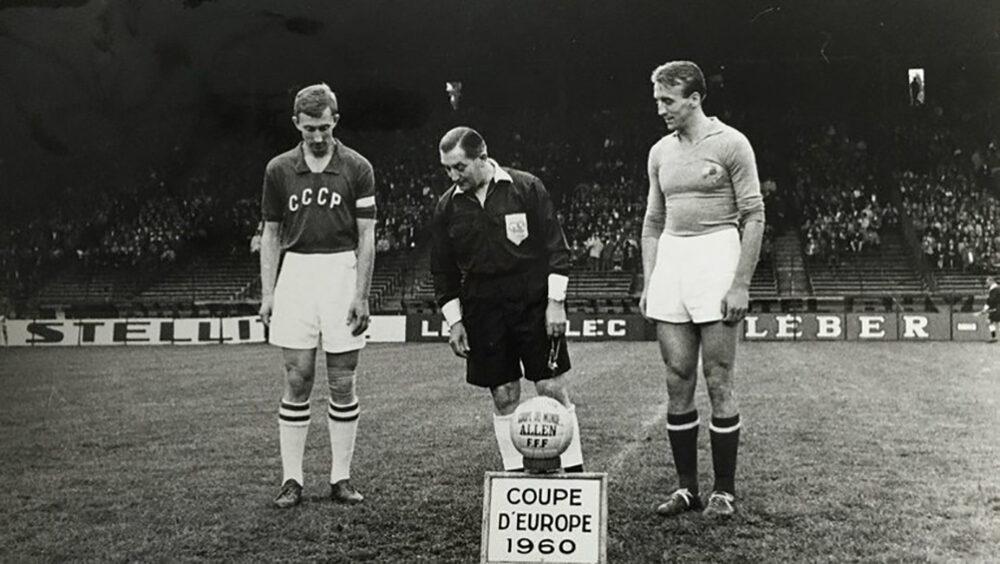 На шляху до Євро'2021: перший чемпіонат Європи — 1960 рік