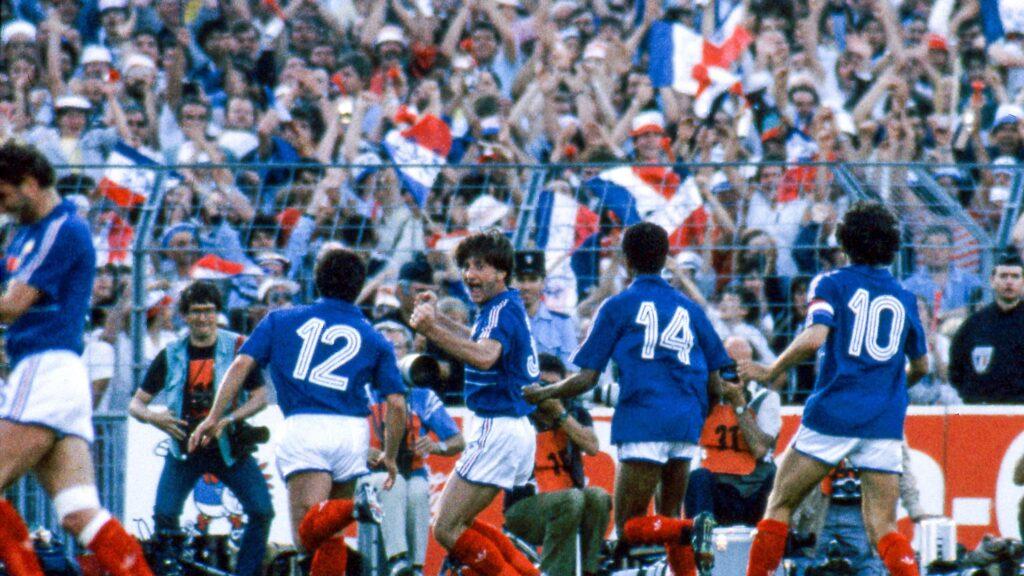 збірна Франції, чемпіон Європи з футболу, 1984 рік