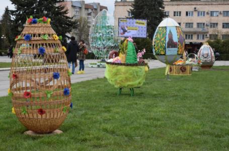 На Тернопільщині з'явилися нові великодні місця для селфі (ФОТО)
