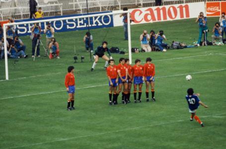На шляху до Євро'2020: сьомий чемпіонат Європи — 1984 рік