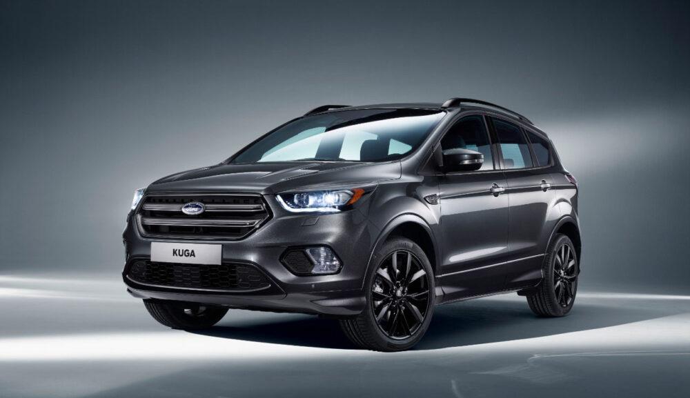 Огляд Ford Kuga