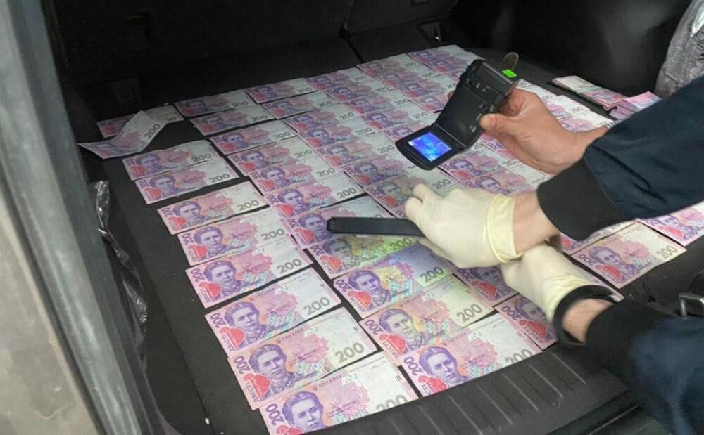 Чортківський поліцейський, який попався на хабарі, отримав 34000 гривень штрафу