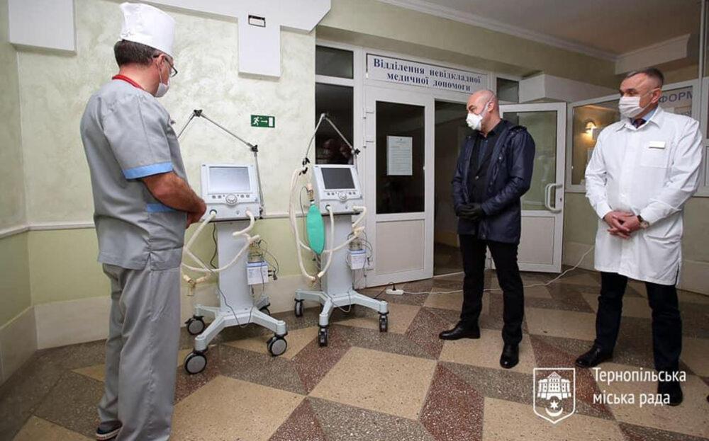 Сергій Надал: Тернополяни з порушеними функціями нирок будуть безкоштовно лікуватися на німецькому обладнанні