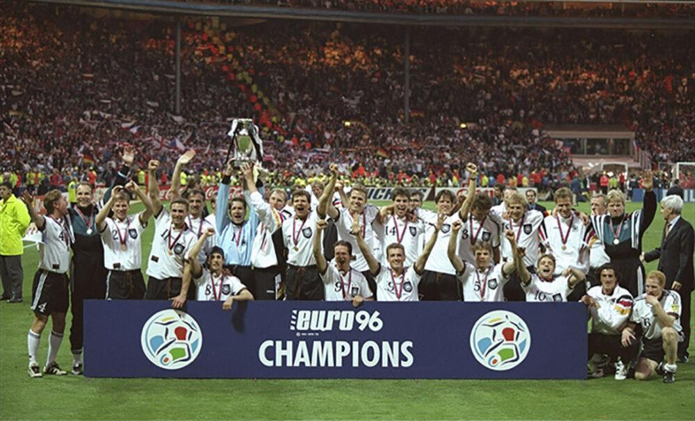 На шляху до Євро'2020: десятий чемпіонат Європи — 1996 рік