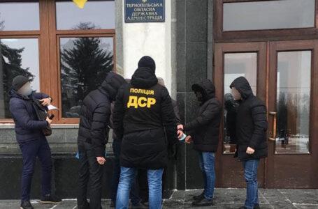 За 500 доларів хабаря чиновник Тернопільської ОДА отримав 600 доларів штрафу