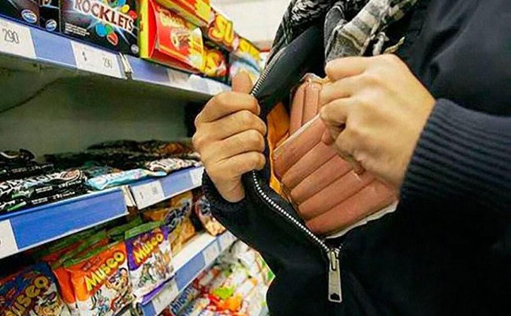 У Тернополі за 8 магазинних крадіжок чоловік отримав 170 гривень штрафу