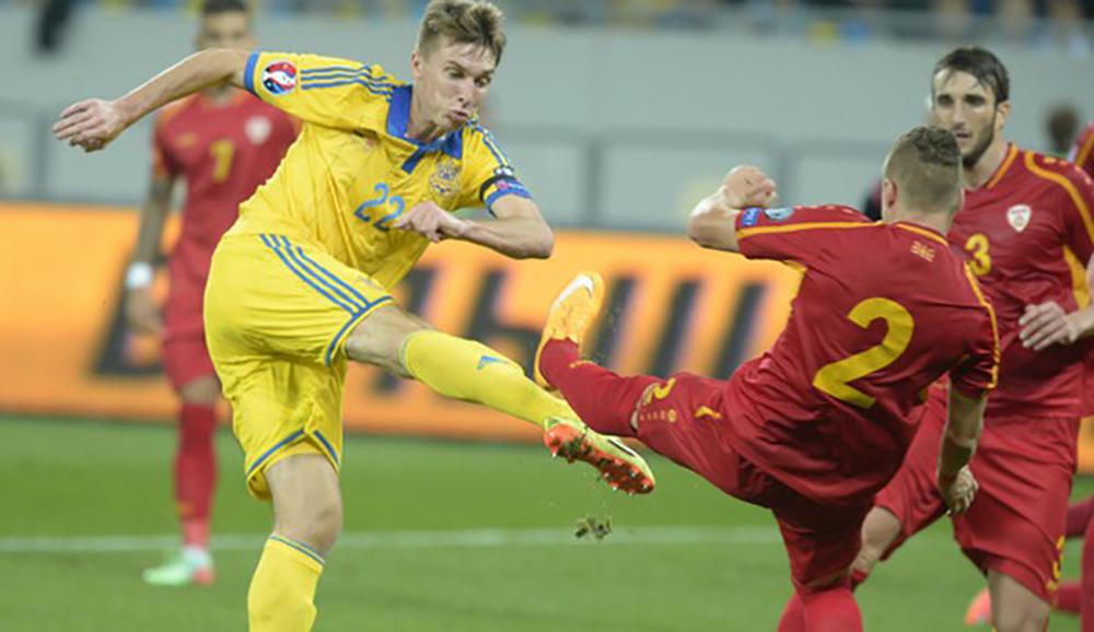 Україна - Македонія