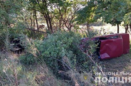 Поблизу Бережан п'яний водій скоїв ДТП. Як його покарали?