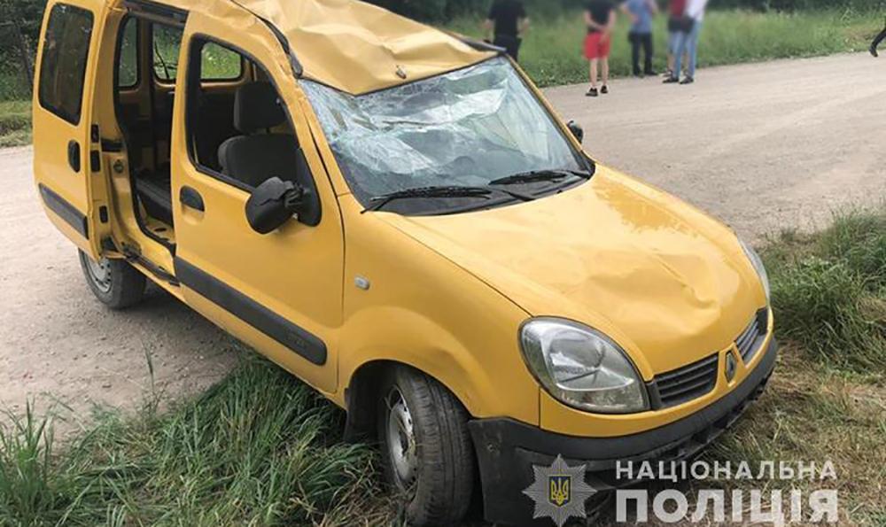 ДТП, Хоростків, новини Тернопільщини