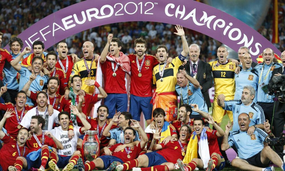На шляху до Євро'2020: чотирнадцятий чемпіонат Європи — 2012 рік