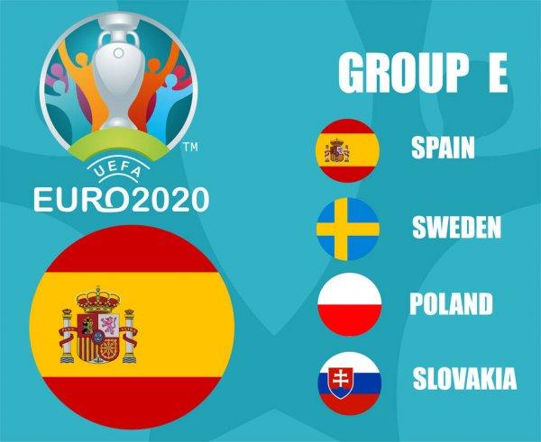 Євро-2020, група Е