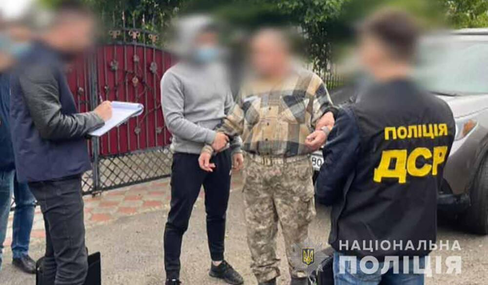 За 1500 доларів хабаря заступник Козівського воєнкома отримав 41000 гривень штрафу