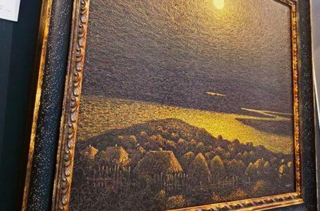 Картину художника з Тернопільщини продали з аукціону майже за 100 тисяч доларів