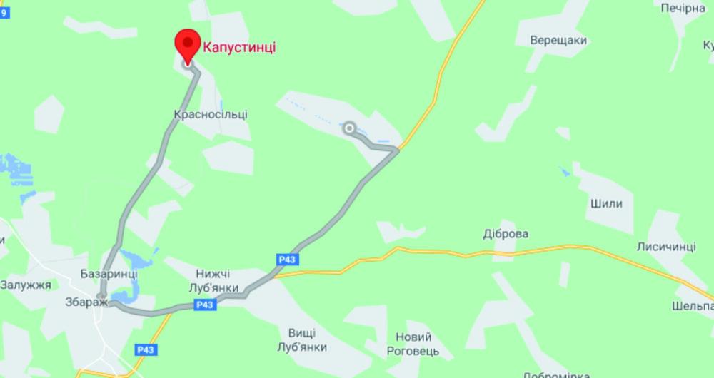 Оголошено тендер на ремонт дороги Капустинці – Синява
