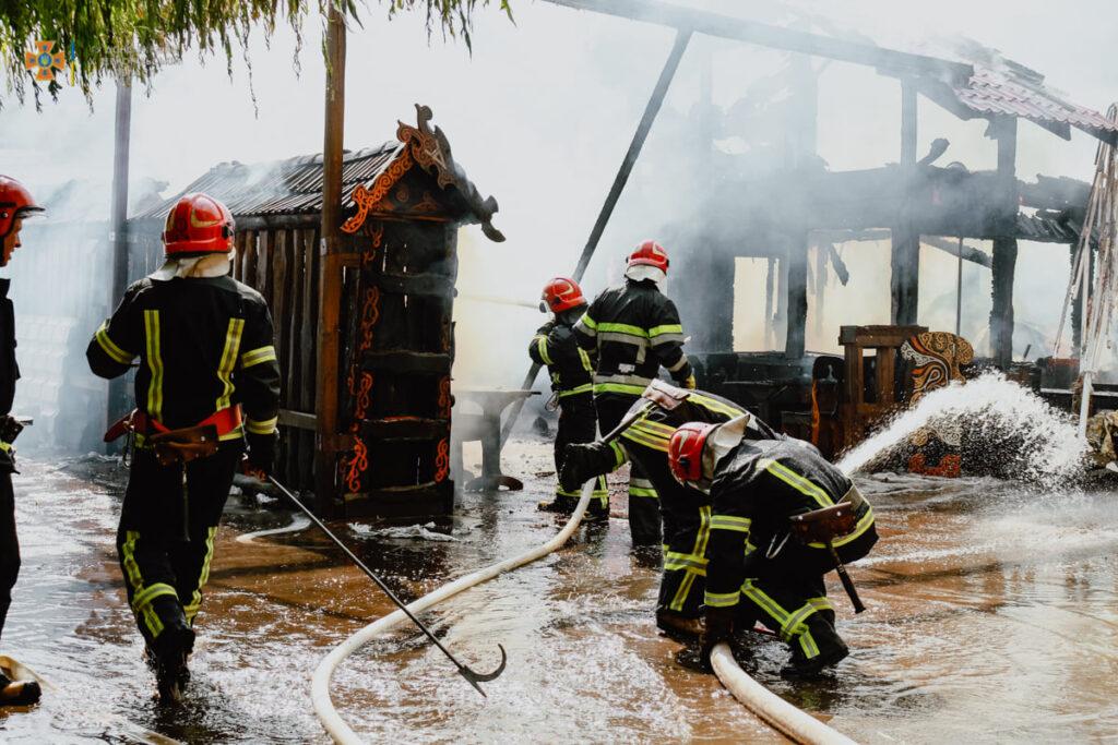 новини Тернополя, пожежа