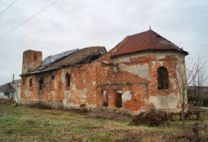 костелі у Ковалівці, Монастириський район