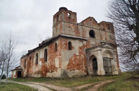 На Тернопільщині руйнується старовинний унікальний костел (ФОТО)