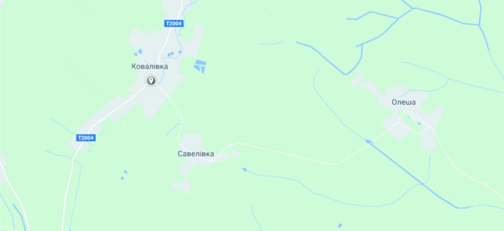 Оголошено тендер на ремонт дороги Ковалівка – Олеша