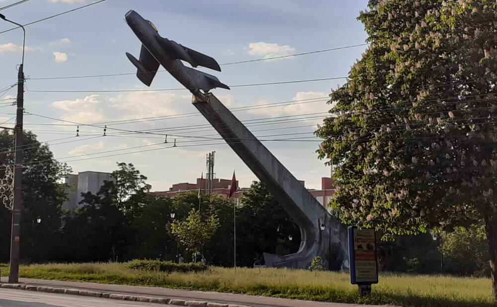 Укладено договір: у Тернополі готують проект реконструкції літака на Східному