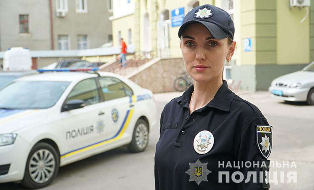 Маріанна Рудніцька, поліція, новини Тернополя