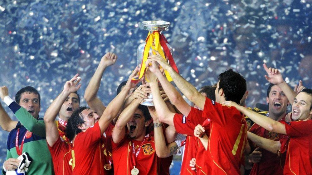 Збірна Іспанії – чемпіон Європи з футболу 2008 року