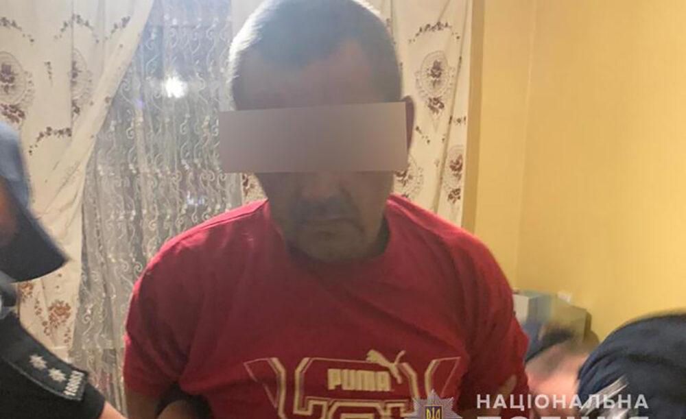 На Тернопільщині затримали чоловіка, який 7 років перебував у розшуку за вбивство