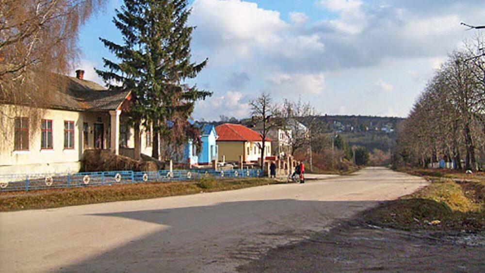 село Золотники