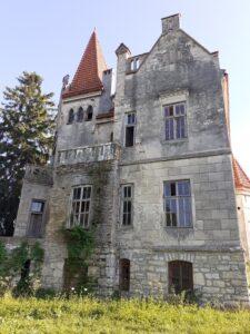 Личківці, замок Кіммельмана