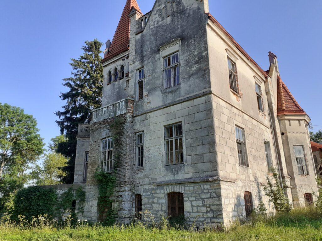 замок Кіммельмана у Личківцях