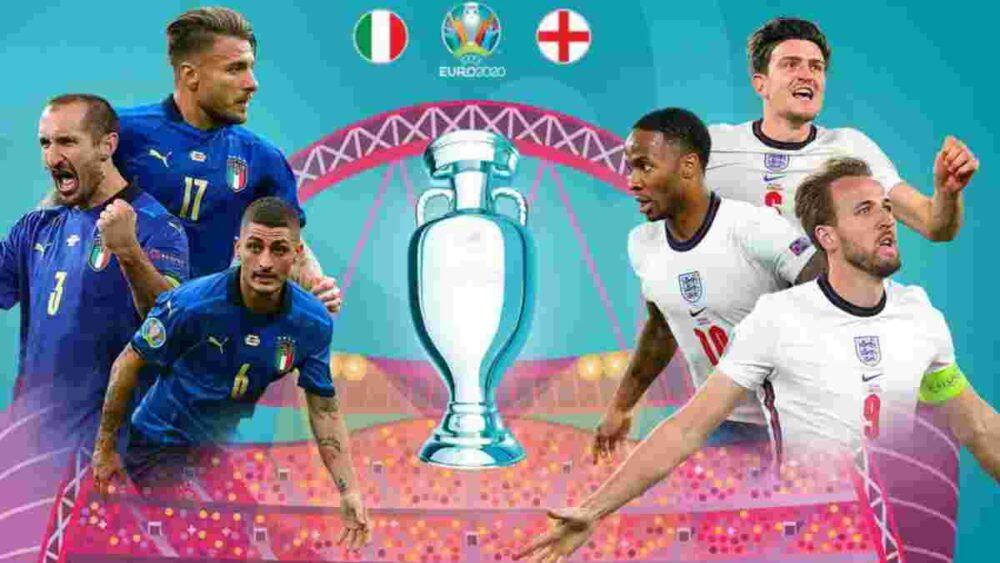 Англія -Італія, фінал Євро-2020
