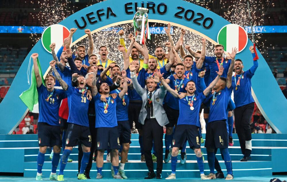 Збірна Італії — чемпіон Європи!