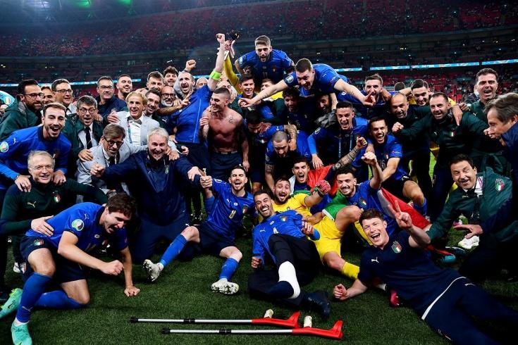 Італія, Євро-2020, фінал, чемпіон