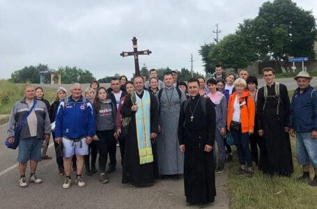 Пройшли 40 км за день: козівчани здійснили пішу прощу до Зарваниці (ФОТО)