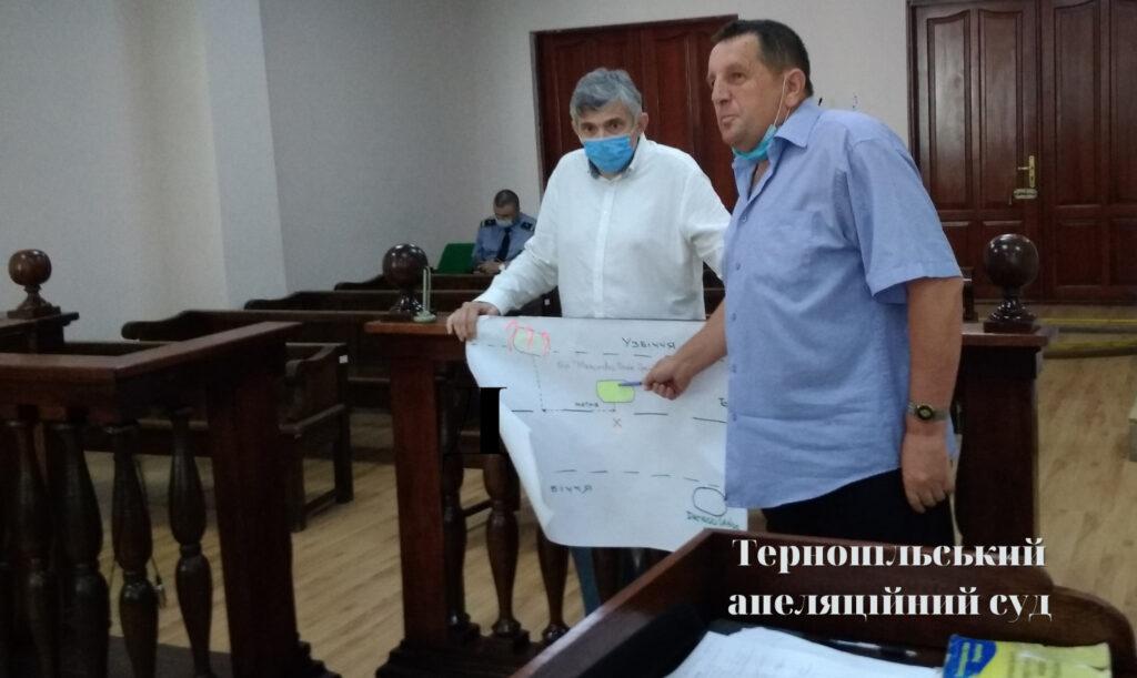 Павло Федик у суді