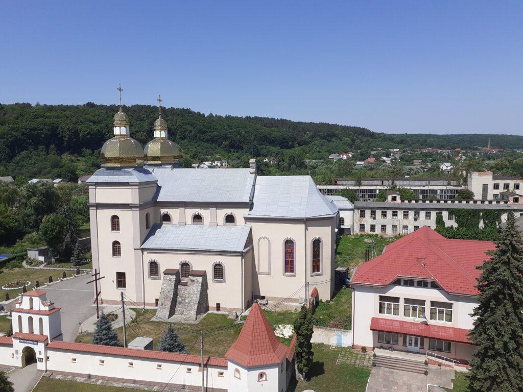 монастир кармелітів, Теребовля
