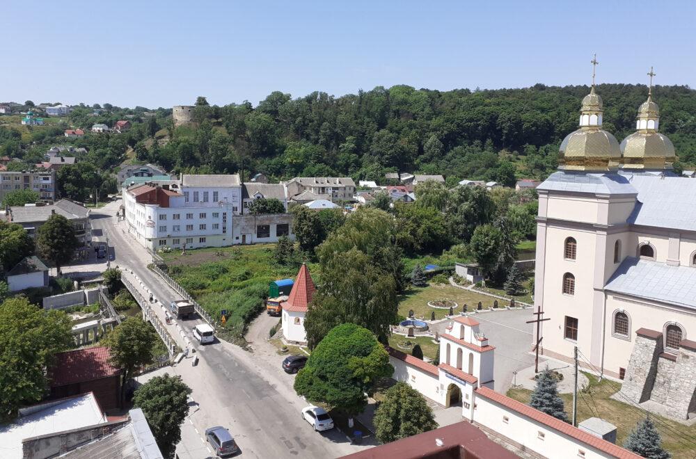 Теребовля з висоти оглядового майданчика міської ратуші (15 ФОТО)