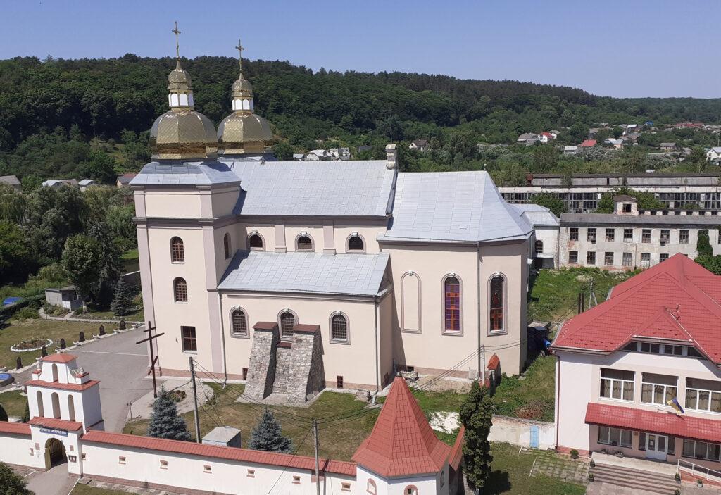 Теребовля, церква святого Володимира