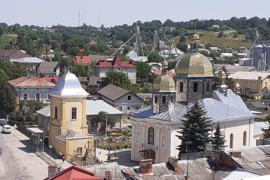 Теребовля, оборонна церква св. Миколи