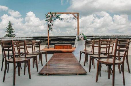 У Тернополі облаштували нову локацію для проведення весільних церемоній (ФОТО)