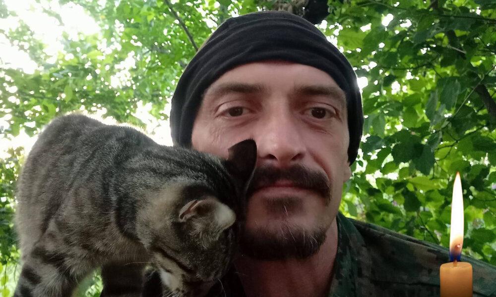 Володимир Яськів, загинув в АТО