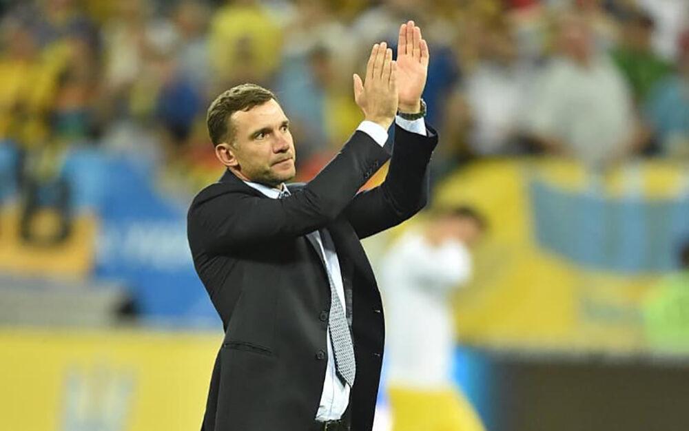 Андрій Шевченко заявив про закінчення контракту зі збірною України