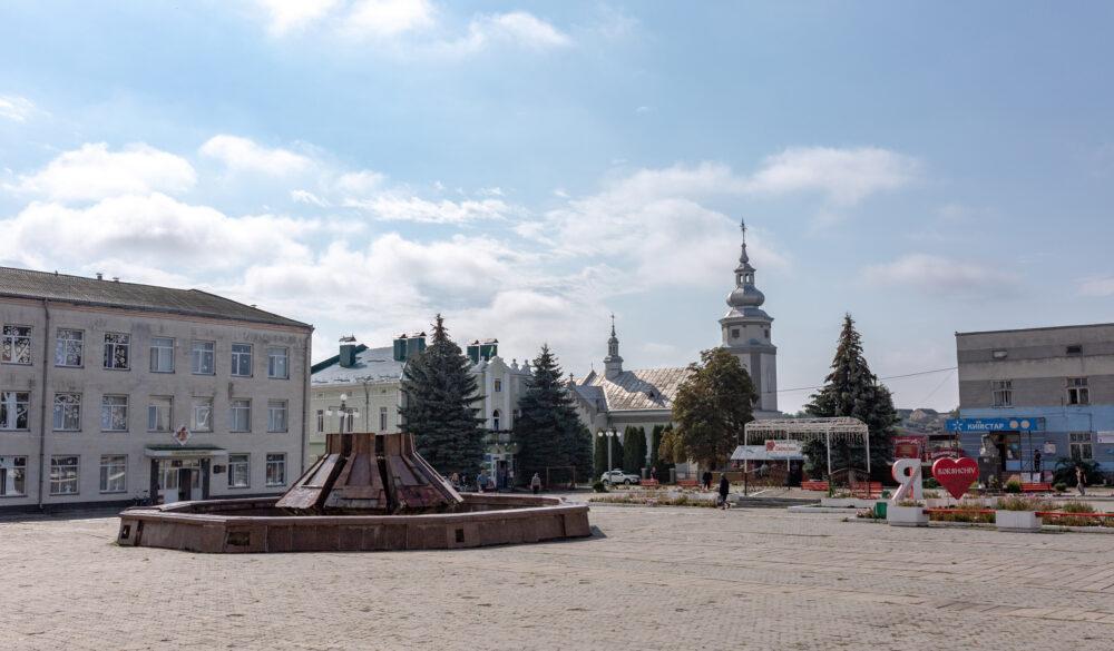 У Борщеві за 19 мільйонів відремонтують площу Свободи та майдан Незалежності