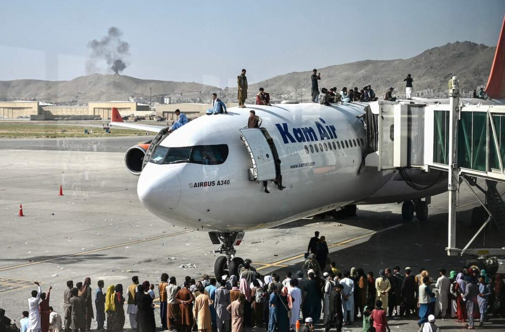 Афганістан, Кабул, аеропорт