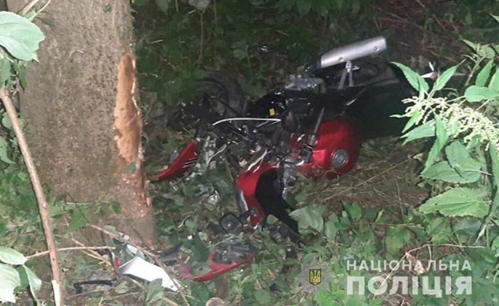 На Тернопільщині у результаті ДТП загинув 18-річний юнак (ФОТО)