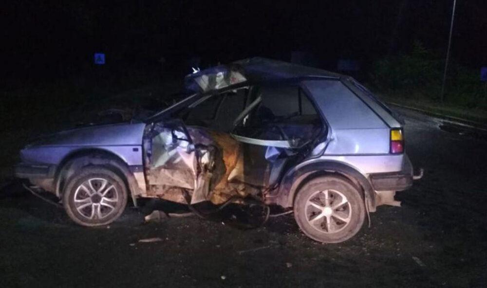Поблизу Чорткова смертельне ДТП – загинув 19-річний водій легковика