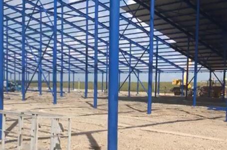 На Бучаччині завершують будівництво трьох нових корівників (ВІДЕО)